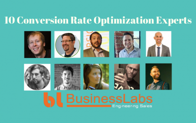 Learn from these 10 Conversion Rate Optimization Experts