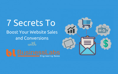 Top 7 Secrets to Boost Website Sales and Conversions [Exposed]